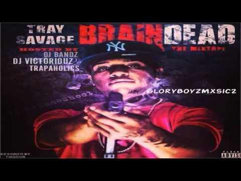 "Tray Savage ""Peso"" ft. Cory Gunz [Brain Dead Mixtape]"