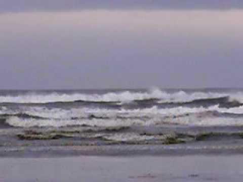 Pacific Ocean, Ocean Shores, WA