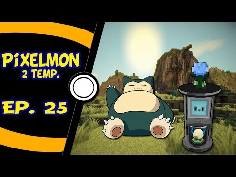 Minecraft Pixelmon 2 - SNORLAX E RANCH BLOCK - Ep. 25