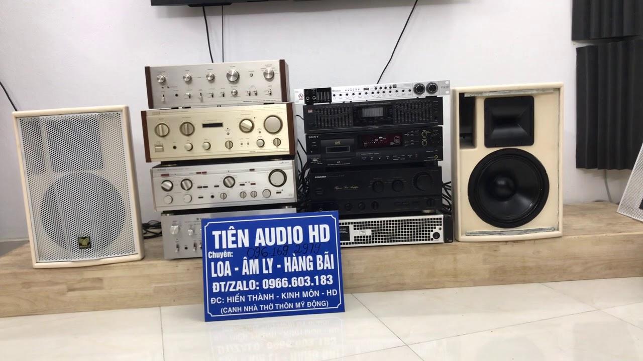 9/10 /2020 loa HIQF-10 công nghệ anh quốc giá quá rẻ chất âm hay âm ly pioneer A-616 giá 3.500
