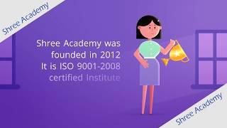 Shree Academy Rajkot Animation Introduction