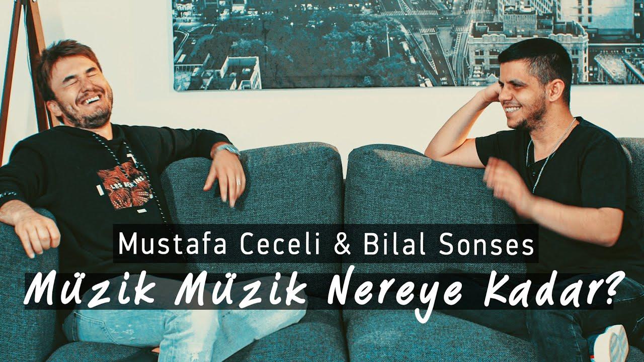 Mustafa Ceceli &  Bilal Sonses | Müzik Müzik Nereye Kadar?