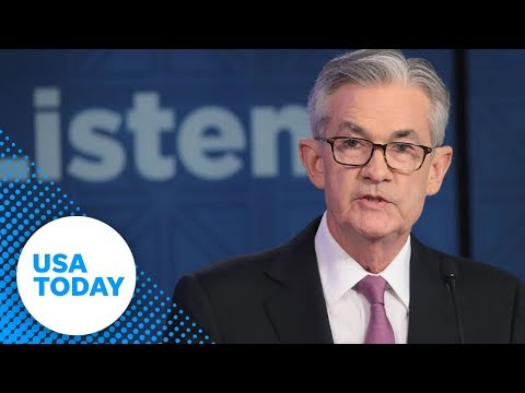 Fed. Reserve Chair Jerome Powell holds conference on interest rates | USA TODAY