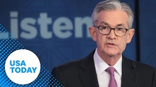 Fed. Reserve Chair Jerome Powell holds conference on interest rates (LIVE) | USA TODAY thumbnail