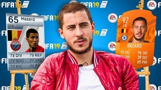 Famous Footballers CRAZY Position Changes FIFA 10 - FIFA 19!! (Hazard, Bale Etc)