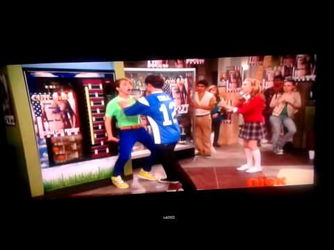 Marvin dance fight