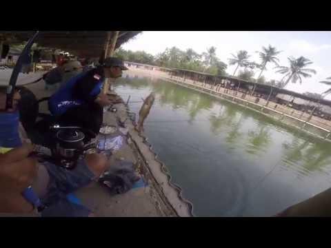 Gopro hero 4 SE, Jakarta Fishing Club (JFC) anniversary korwil kebon baru tebet.