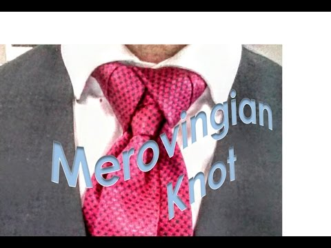 Art of subtelty merovingian knot how to tie a tie tutorial youtube art of subtelty merovingian knot how to tie a tie tutorial ccuart Image collections