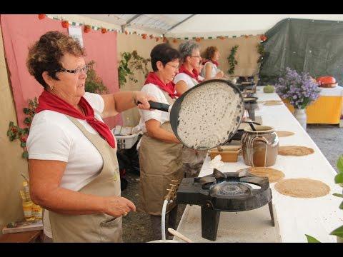 La Fête du Sarrasin à Boisset (Cantal-Auvergne)