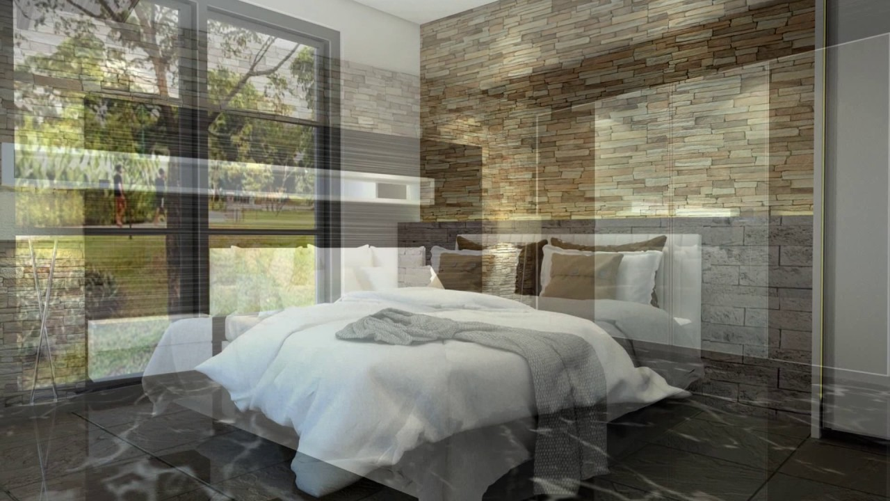 Interior design apartemen - Bedroom Set Interior Design Apartemen Mall Taman Anggrek 087780078863