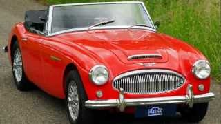 1964 Austin Healey 3000 Mk IIa (convertible) for sale, a vendre, verkauf, te koop