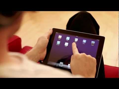 Couch Music Player for iPad