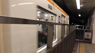 大阪メトロ長堀鶴見緑地線70系 門真南行き、80系大正行き 今福鶴見駅