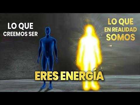 ERES ENERGÍA eres más que un cuerpo físico!