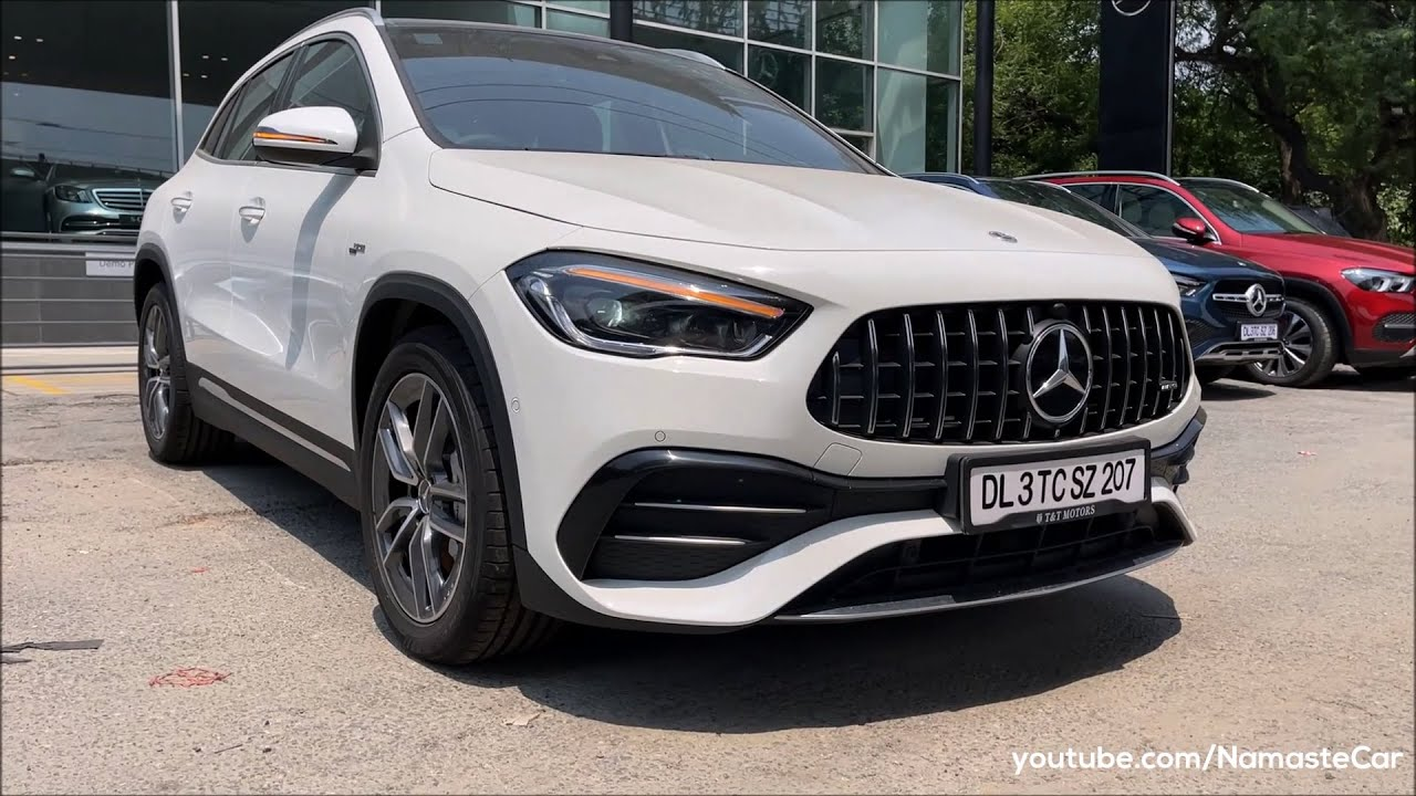 Mercedes-AMG GLA 35 4Matic 2021- ₹59 lakh | Real-life review
