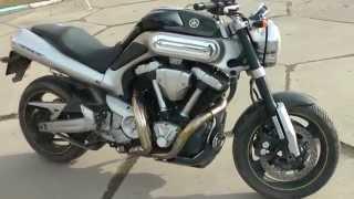 Обзор Yamaha Mt-01 By Движение & Андрей Скутерец