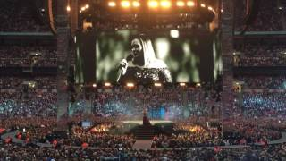 "ADELE - ""Jezus Christ more to my left!!"" - Secret Letter - Wembley"