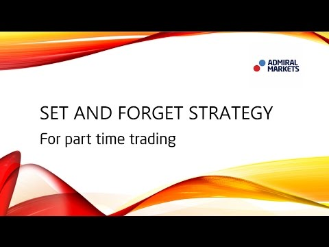 Set and forget forex trading strategy