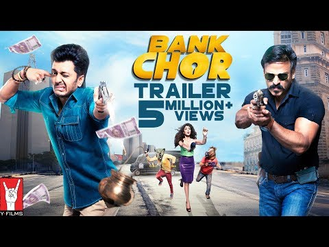 Bank Chor | Official Trailer | Riteish Deshmukh | Vivek Anand Oberoi | Rhea Chakraborty