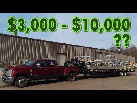 How much money can I make running hotshot trucking