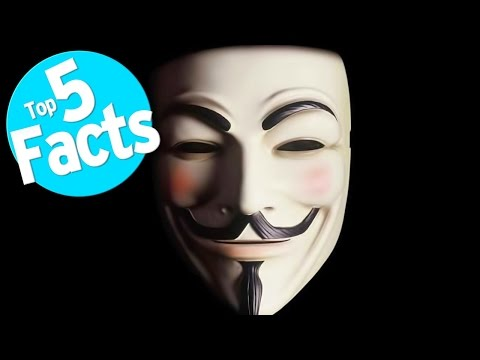 Thumbnail: Top 5 Facts about Anonymous