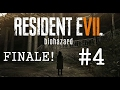 FINALE! Gines Plays: Resident Evil 7 - EVIL LITTLE GIRLS (Part 4)