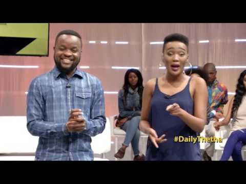 Daily Thetha - Episode 65: Jimmy comes to joburg