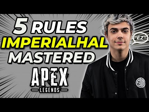 5 Rules IMPERIALHAL Abuses In Apex Legends most players NEVER Use!