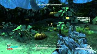borderlands the zombie island of dr ned walkthrough pumpkinhead