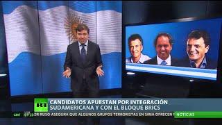 Argentina, cuenta regresiva para las elecciones presidenciales 2015
