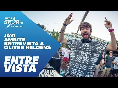 MegaStarFM - Entrevista con Oliver Heldens