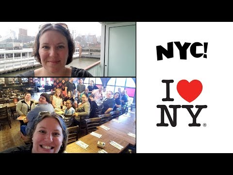 Day 14 ~ Back in New York City & Sea Cruisers Meet-Up! • NYC Land & Sea Cruise Vlogs [ep34]