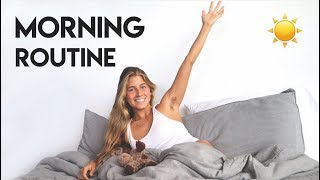 MY MORNING ROUTINE // RAW ALIGNMENT