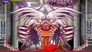 Castlevania : Aria of Sorrow - Final Boss (Julius mode)