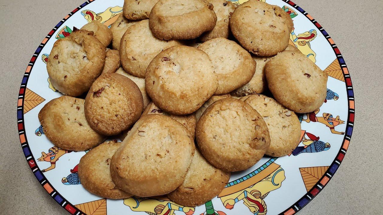 Como hacer mini galletas de nuez fácil para negocio
