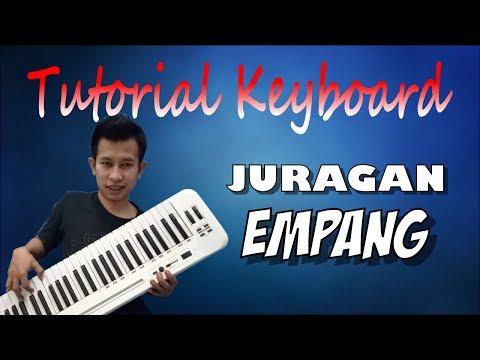 Tutorial Keyboard Dangdut Juragan Empang