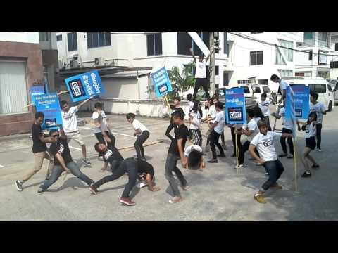 Harlem Shake : Thai cyber vote