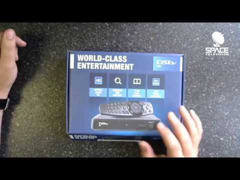 UNBOXING – 4137 Single View HD Decoder from DStv