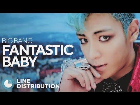 BIGBANG - Fantastic Baby (Line Distribution)