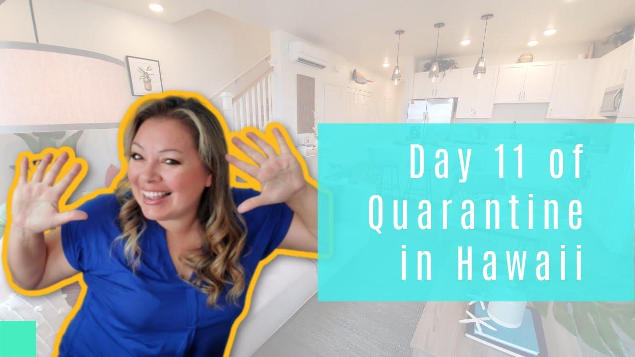 Day 11 of Quarantine in Oahu, Hawaii | Vlog