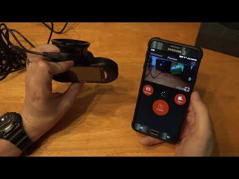 Vantrue X3 WiFi Dash Cam (Super HD 2.5K - 1080P 60fps)