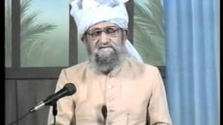 Urdu Dars Malfoozat #521, So Said Hazrat Mirza Ghulam Ahmad Qadiani(as), Islam Ahmadiyya