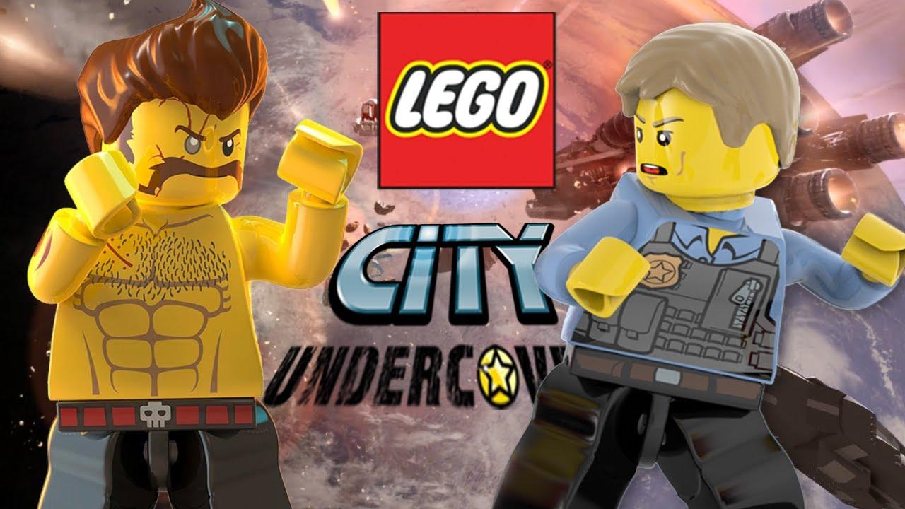 Ostateczne Starcie Koniec Lego City Tajny Agent Undercover