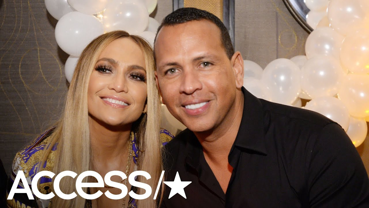 Alex Rodriguez Busts A Groove With Daughters At Jennifer Lopez's Concert