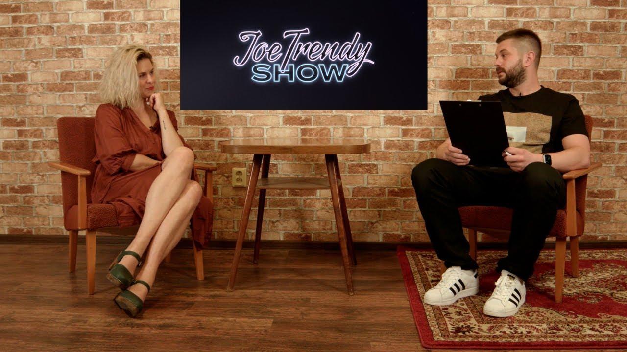 Joe Trendy Show - Kristína Tormová