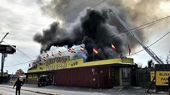 2-11 Warehouse Fire, Houston Texas, 12-15-17 Video and Audio