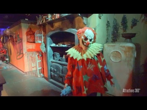 Trick or Treat Haunted House Maze - Knott's Scary Farm 2016