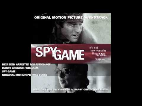 He's Been Arrested for Espionage - Harry Gregson-Williams