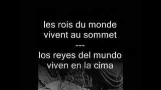 Les Rois Du Monde Sub Español Sous Titres Français