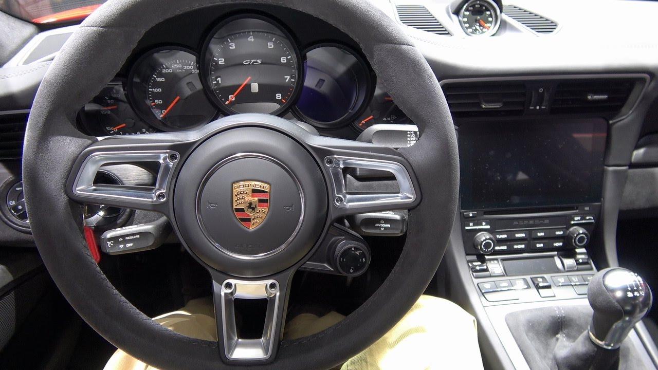100 Porsche Carrera Interior New Porsche 911